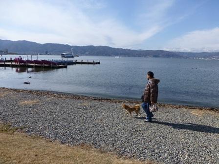 諏訪湖観光汽船7