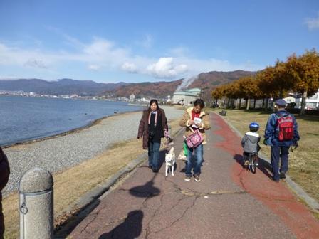 諏訪湖観光汽船8