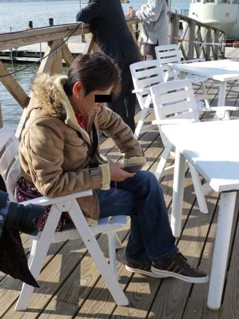 諏訪湖観光汽船22