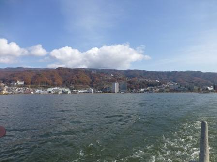 諏訪湖観光汽船27