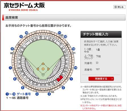 阪神中日京セラドーム37