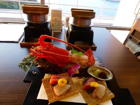 ホテル鳥羽小涌園お食事3
