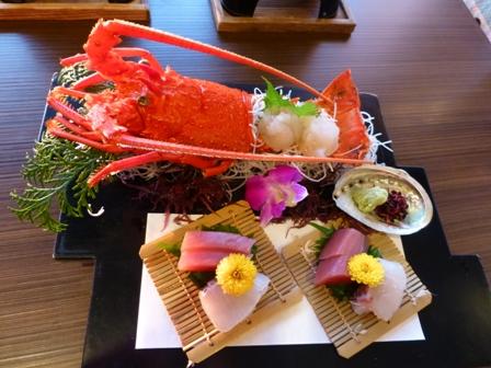 ホテル鳥羽小涌園お食事4