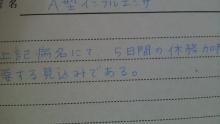+++ りり☆Blog evolution +++ 広島在住OLの何かやらかしてる日記(ゝω・)o-2011022110390001.jpg