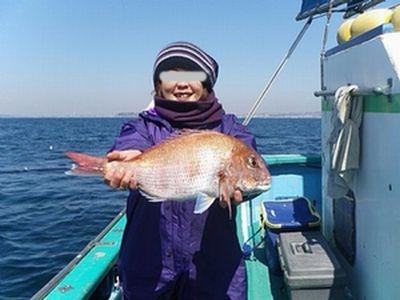 1,5キロ鯛
