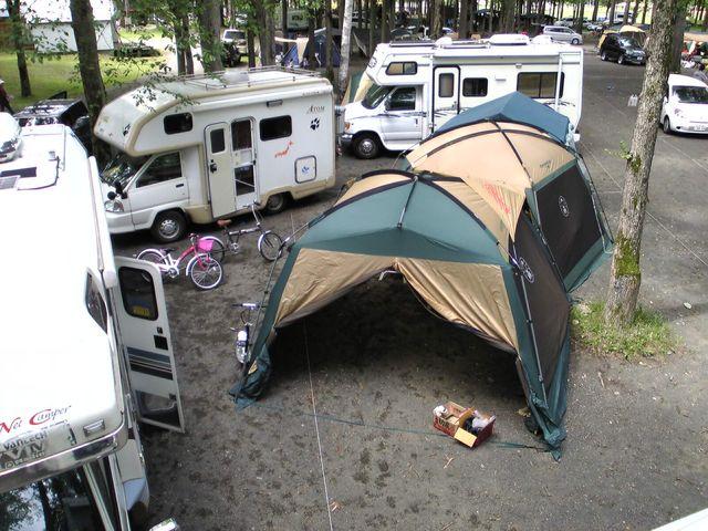 丸瀬布キャンプ場