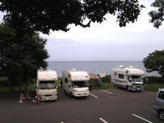 尾岱沼キャンプ場