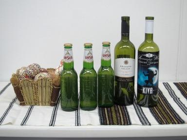 ワイン&ビール