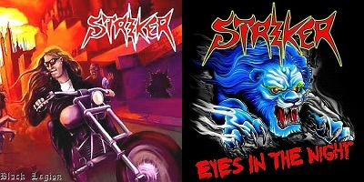 Striker - Road Warrior - LP