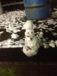 中島の雪だるま(魔改造)
