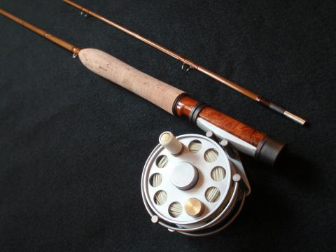 真竹ロッドMP643