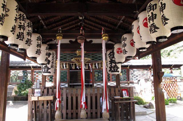 府社 御香宮神社