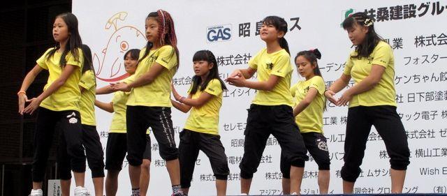 お姉さんダンス