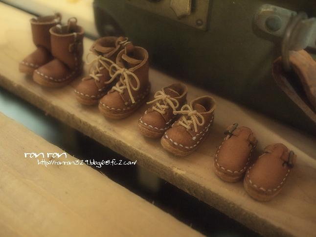 puti靴シリーズ4つ