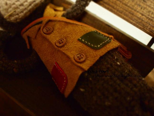 ちょっき編みねこくん2