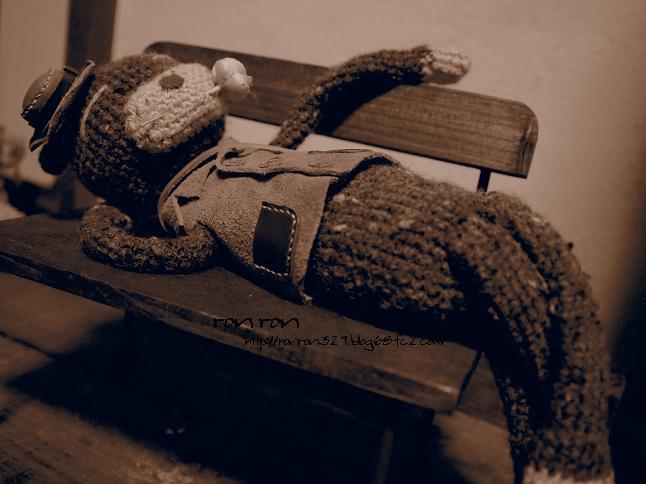 ちょっき編みねこくん1