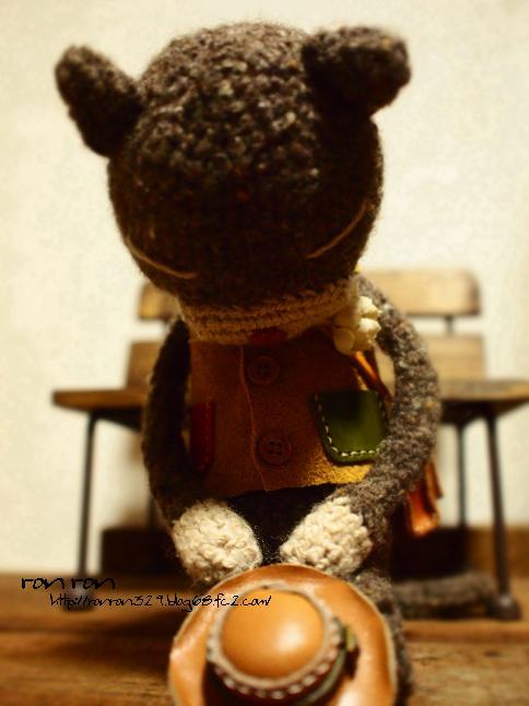 ちょっき編みねこくん7