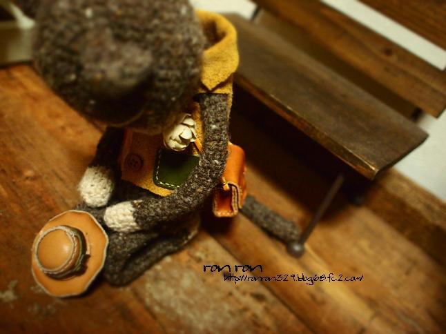 ちょっき編みねこくん6