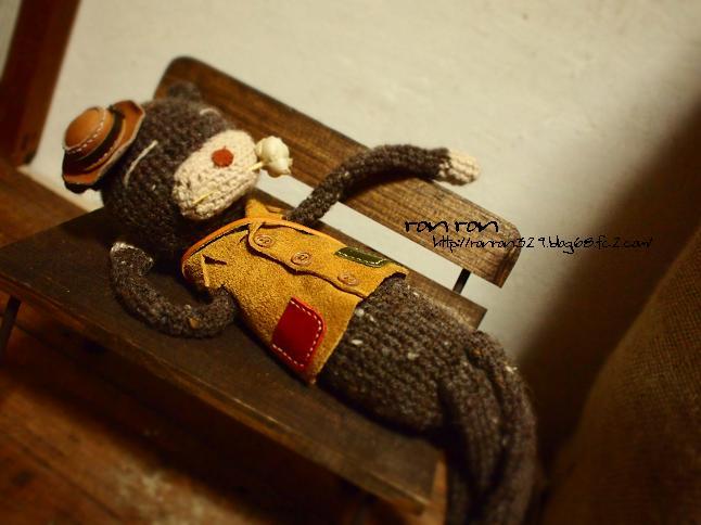ちょっき編みねこくん3