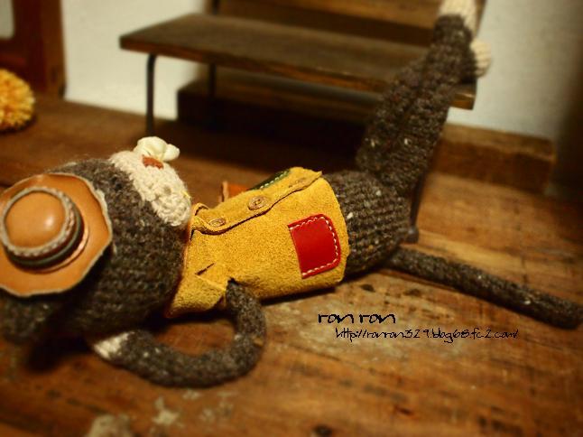 ちょっき編みねこくん4