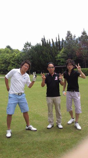 ゴルフ(木下さんと)