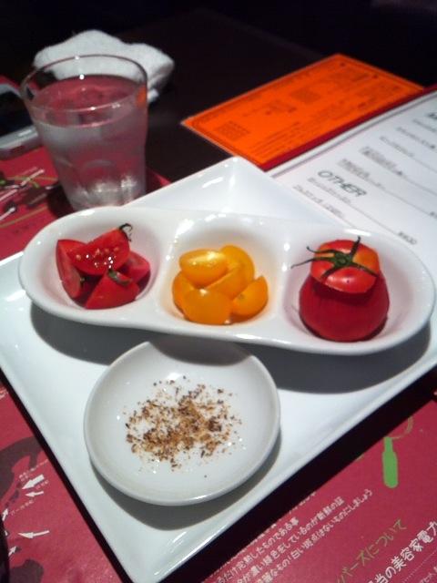 トマトフルーツ