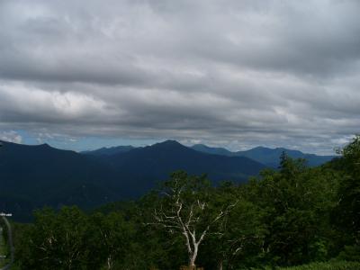 リフトからの景色