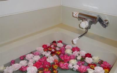 バラのお風呂2