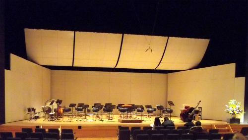 コンサート舞台