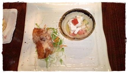 タンドリーチキン&豆腐マリネ