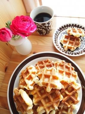 waffle FIKA