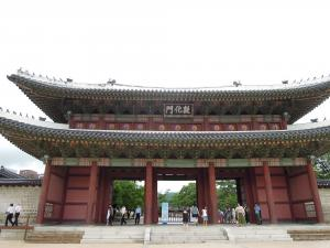 韓国 昌徳宮