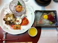 ホテル楊貴館夕食-1