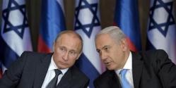 2012-06-26_Russia_イスラエルを訪問したロシアのプーチン大統領(左)=25日(AP)01
