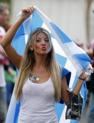 2012-06-26_Soccer the European championship_サポーターの熱い戦いvol.2 【ユーロ2012 ドイツ-ギリシャ】04_13日、ドイツがオランダを撃破。ベルリンのサポーターたちはお祭り騒ぎだ