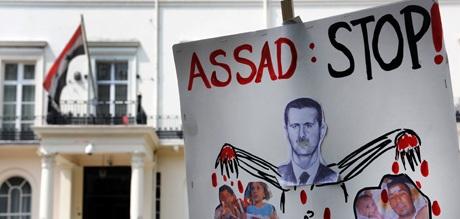 シリア反体制派