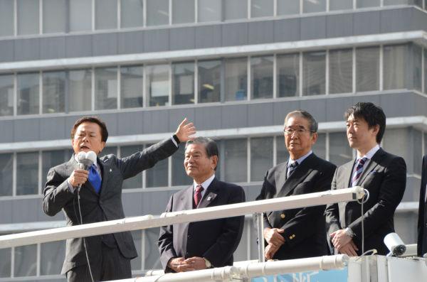 東京都知事選-1-