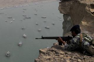 イラン 海峡封鎖