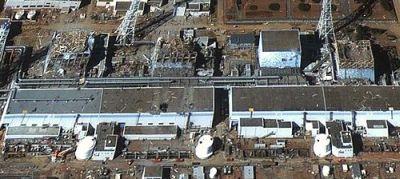 Fukushima_第一 全貌