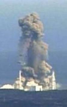 Fukushima_第一 爆発