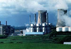 セラフィールド核再処理工場