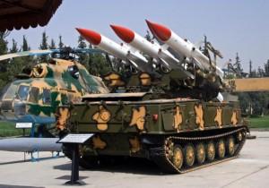 地対地ミサイル