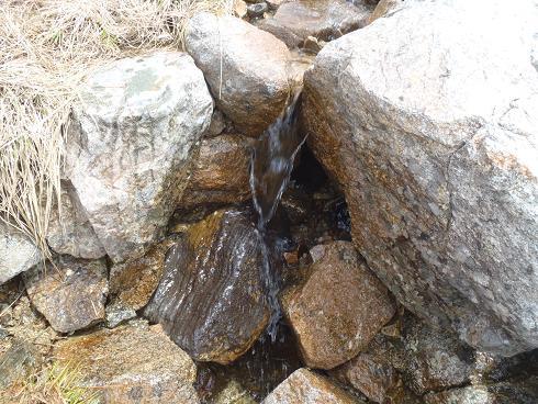 黒部川水源