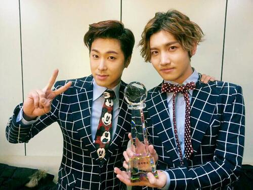 2/7 Music Bank1位認証ショット