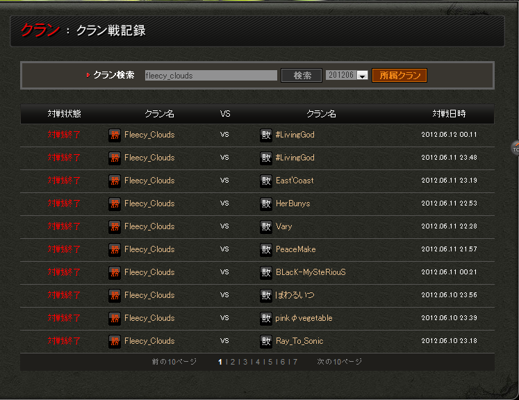 10連勝now