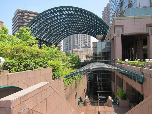 恵比須ガーデンプレイス3〔フリー写真〕