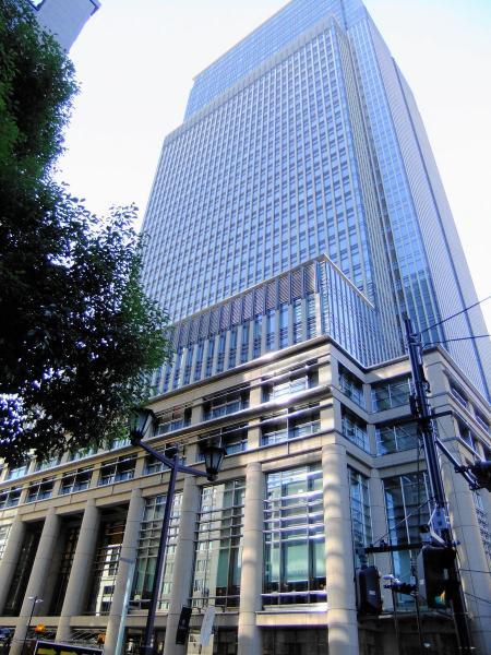 日本橋三井タワー〔フリー写真〕