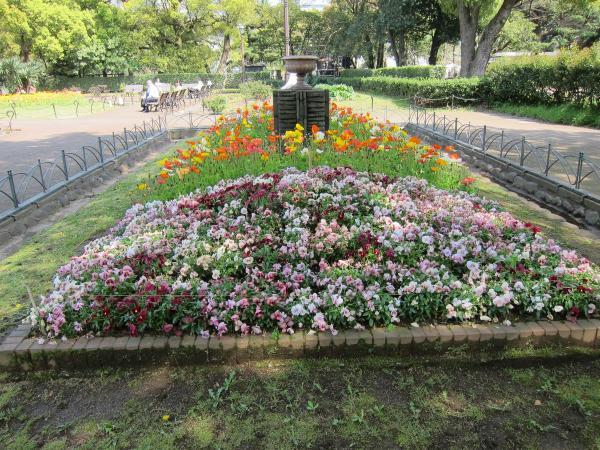 日比谷公園 第一花壇6〔フリー写真〕