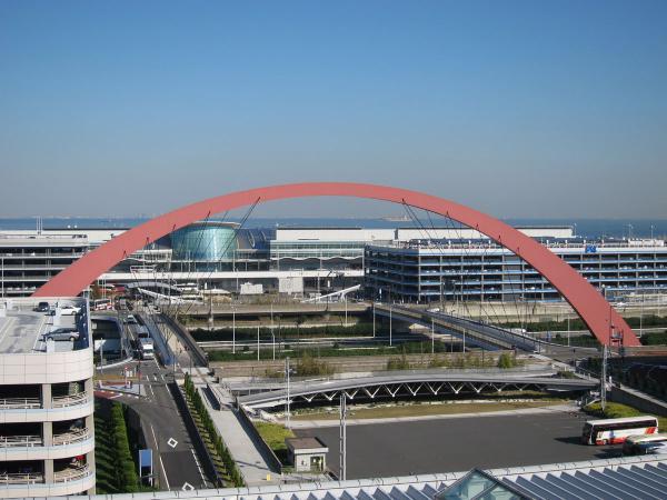 羽田空港〔フリー写真〕
