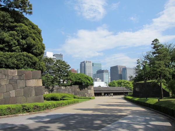 皇居東御苑34〔フリー写真〕